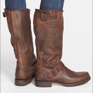 Frye Veronica Slouch Tall